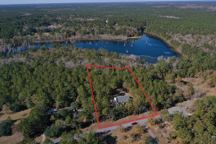 Welcome to your private homesite just 10 min to Mt Pleasant!