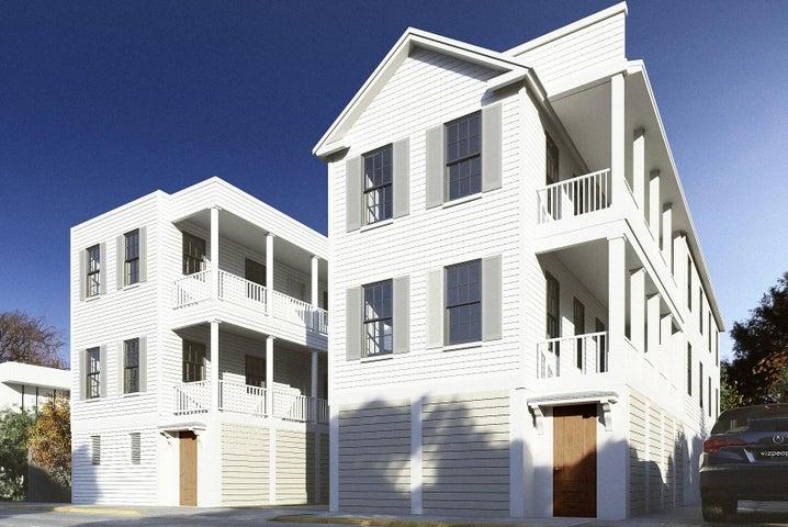 28 & 26 Aiken Street, Charleston, SC 29403
