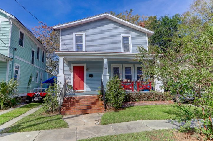 52 Maple Street, Charleston, SC 29403