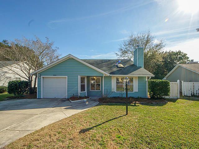 1552 Crossing Lane, Mount Pleasant, SC 29466