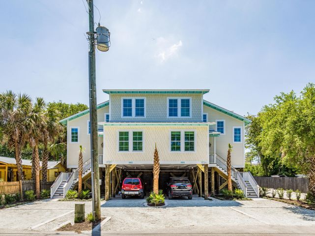 108 Cooper Avenue, A, Folly Beach, SC 29439