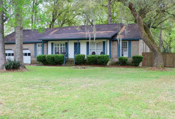 Classic ranch style with over a third of an acre!