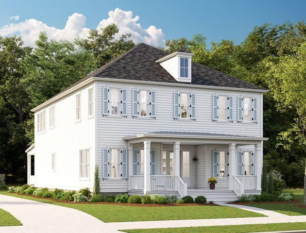 Artist rendering. Actual home may have differences.