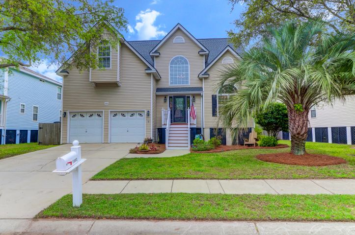 1552 Ocean Neighbors Boulevard, Charleston, SC 29412