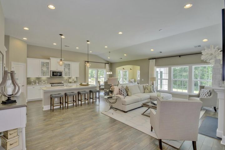 Photos are of a Conyers Model home in another community. For representation only