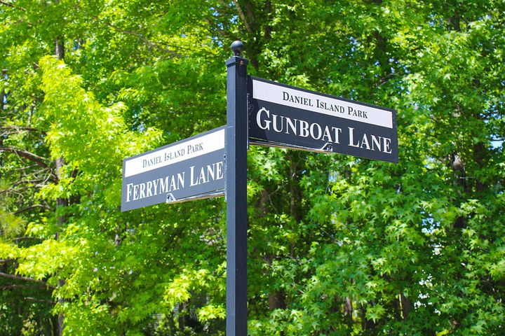 Welcome to 218 Ferryman Lane, at the corner of Gunboat Lane and Ferryman Lane!