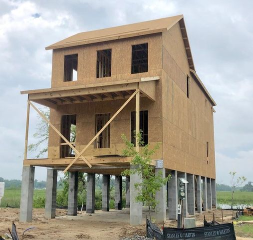 UNDER CONSTRUCTION- THE MOULTRIE ON THE WATERFRONT
