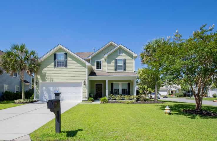 233 Nelliefield Creek Drive, Charleston, SC 29492