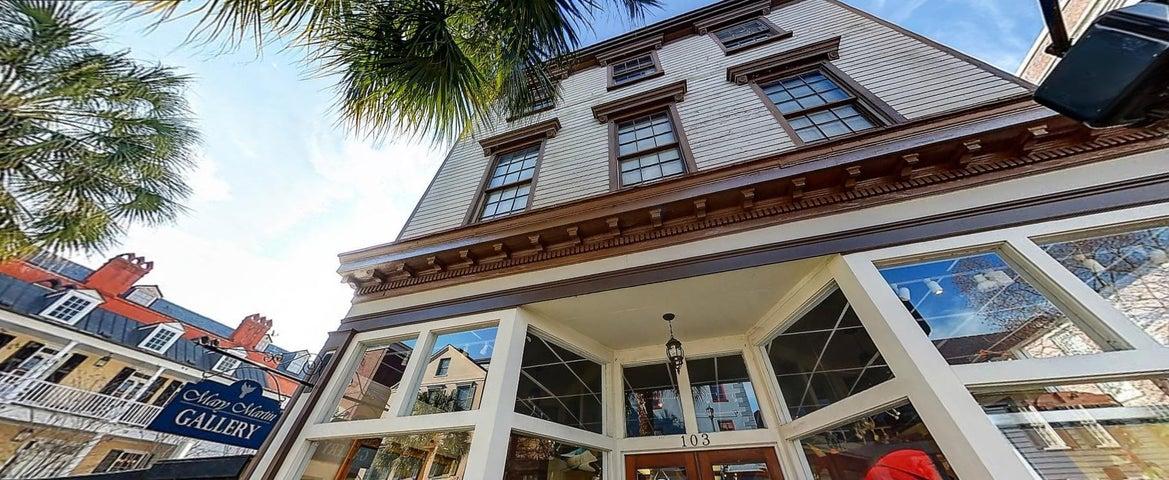 103 Broad Street, 201, Charleston, SC 29401
