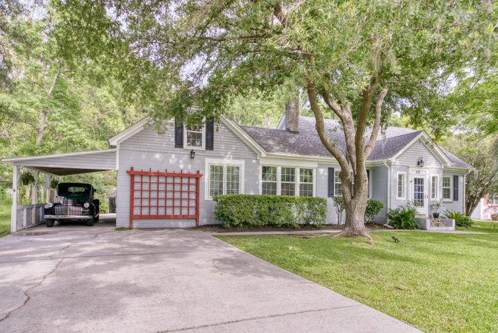 416 Woodland Shores Road, Charleston, SC 29412