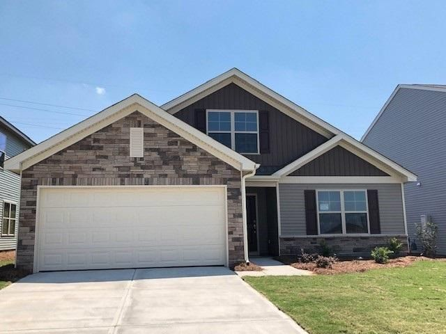 Not Exact Home. Options subject to change by customer and/or Builder