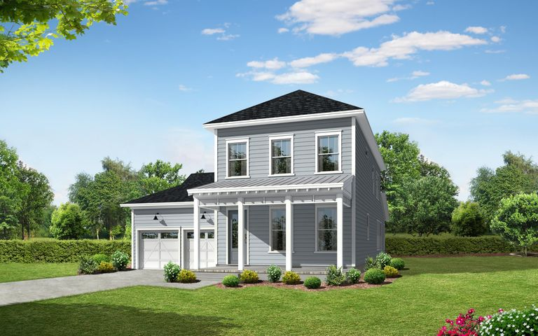 Not actual home. Rendering used for representation only. Brand NEW Floor Plan!