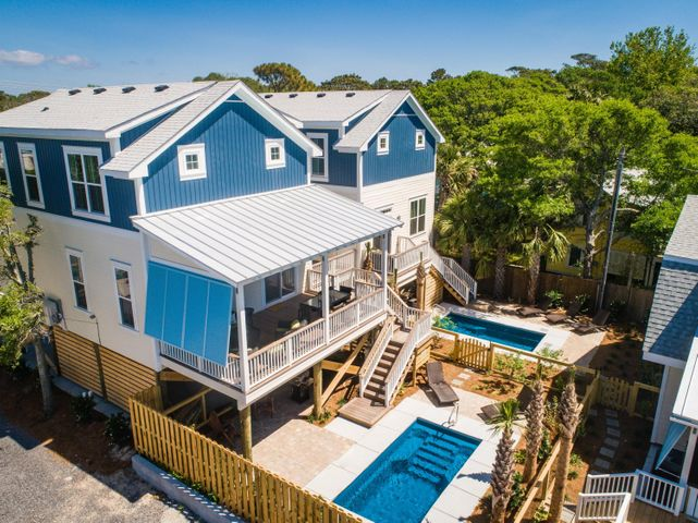 106 Erie Avenue, B, Folly Beach, SC 29439
