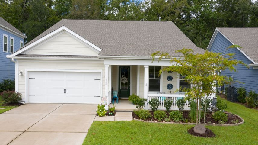 Lovely One Story with Bonus Room, Front Porch, Screen Porch, new Paver Patio Deluxe, well established lawn & landscape. Just wait til you go inside and to the back yard!