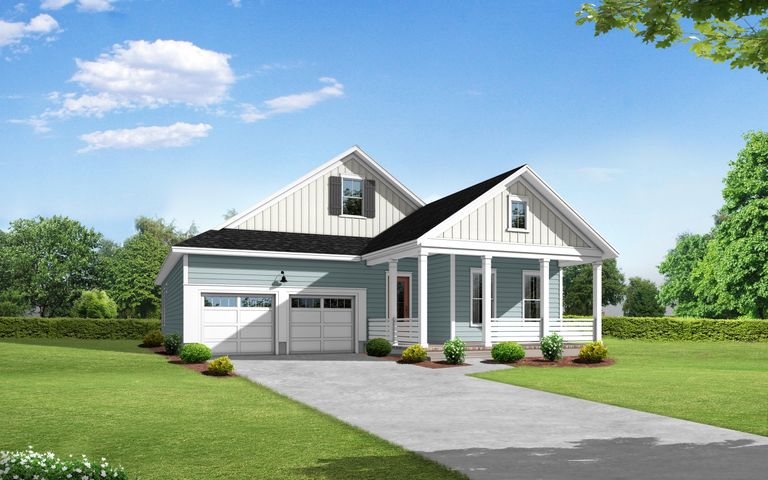 Not actual home. Rendering for representation purposes only. Brand New Floor Plan!