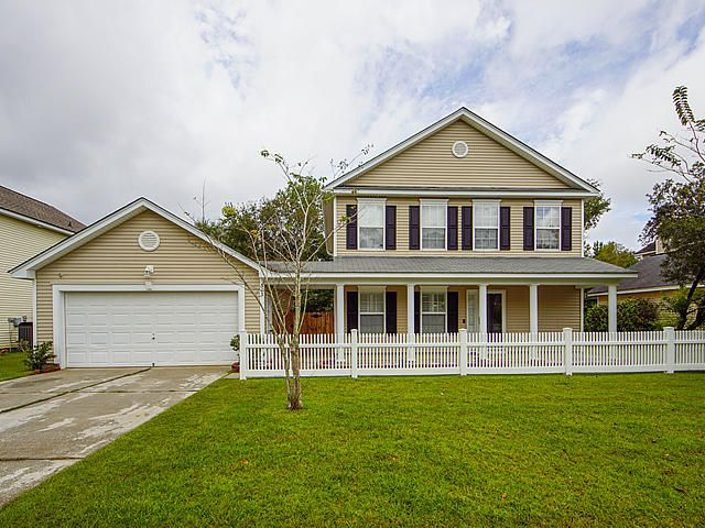 303 Savannah River Drive, Summerville, SC 29485