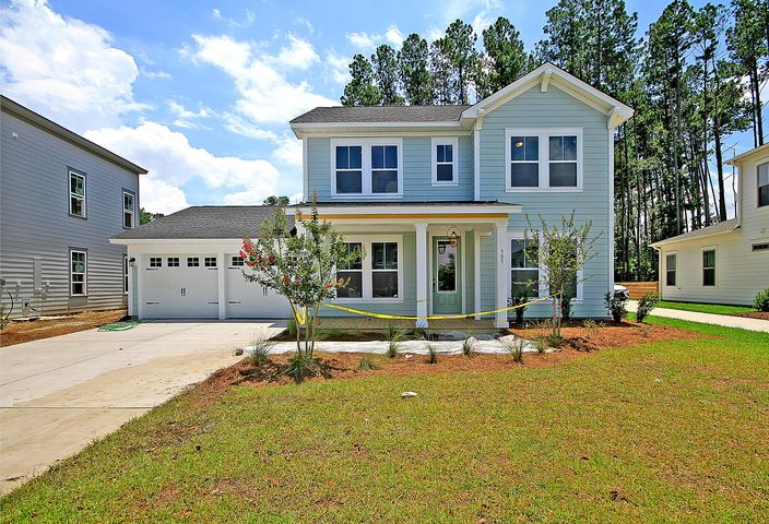159 Winding Branch Drive, Summerville, SC 29486