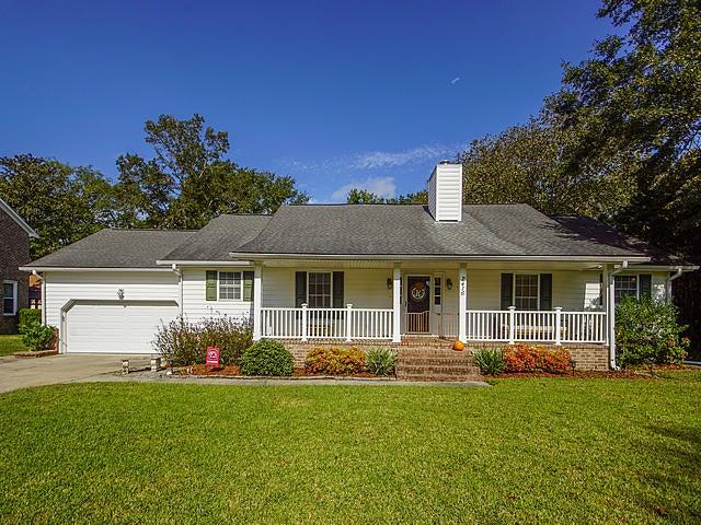 2416 Pleasant Garden Drive, Charleston, SC 29414