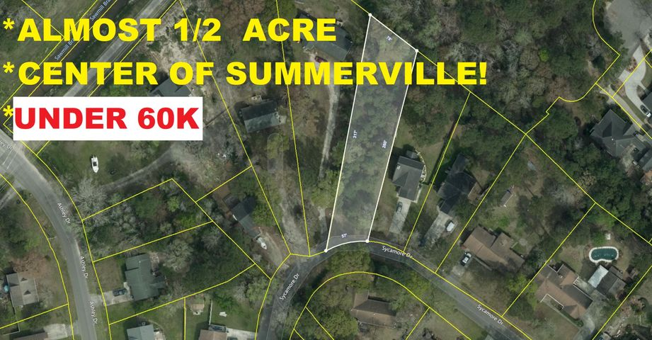 104 Sycamore Drive, Summerville, SC 29485