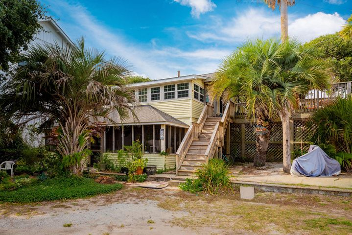 504 Ashley Avenue, Folly Beach, SC 29439