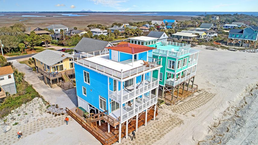 1707 Ashley Avenue, Share 12, Folly Beach, SC 29439