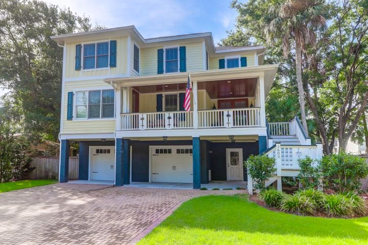 2602 Hartnett Boulevard, Isle of Palms, SC 29451