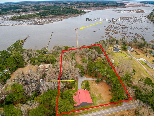 639 Paige Point Road, Seabrook, SC 29940