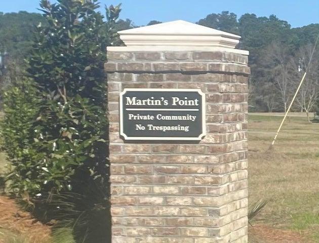 Martin's Point entrance