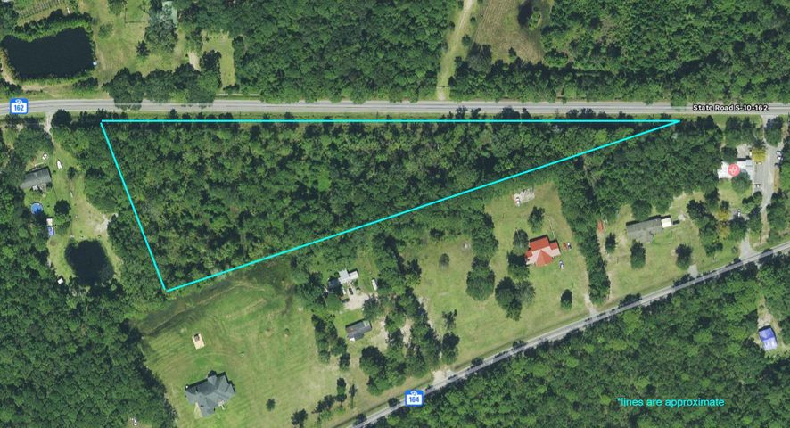 7695 Highway 162, Lot 2, Hollywood, SC 29449