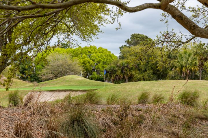 One of the last golf course lots in Wild Dunes