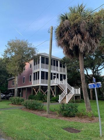 602 Ashley Avenue, Folly Beach, SC 29439