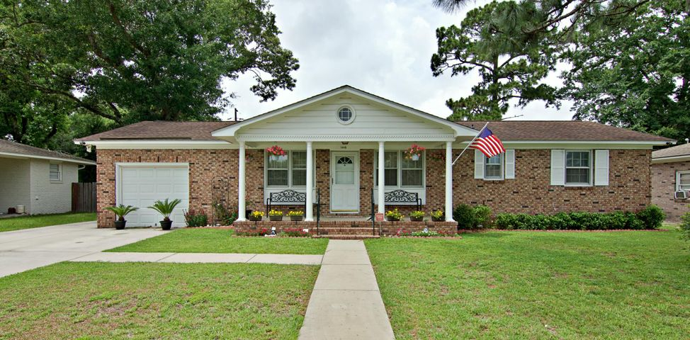 Welcome home!! Great curb appeal with this brick ranch.