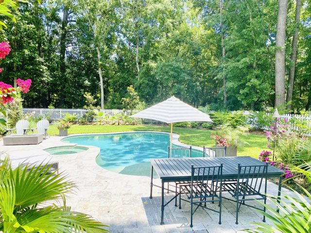 Paradise awaits in your own backyard!
