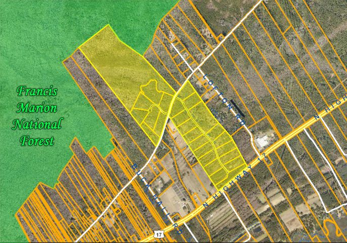 0 Oaks Preserve, McClellanville, SC 29458