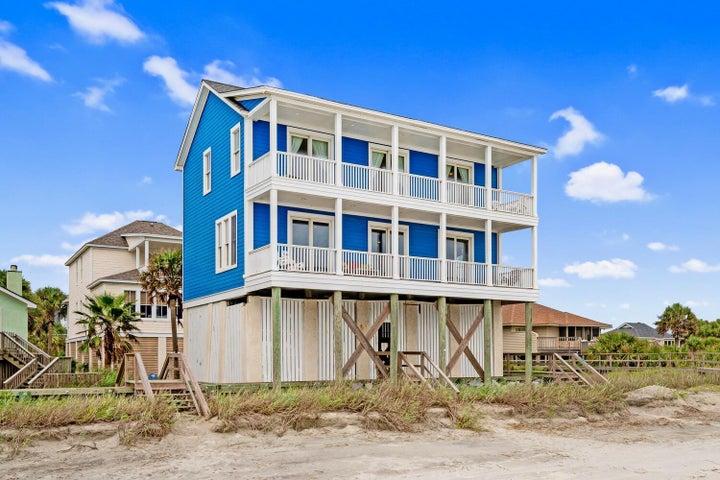Stunning beachfront home