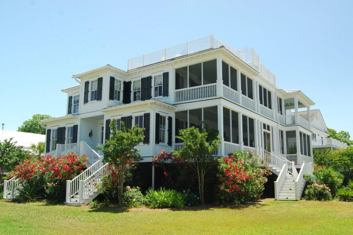 1817 Back Street, Sullivans Island, SC 29482