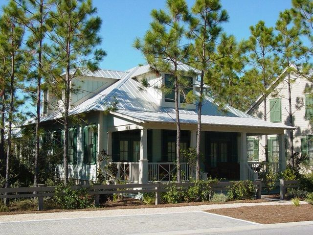Proposed 2500 sf cottage