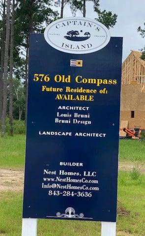 576 Old Compass Road, Charleston, SC 29492