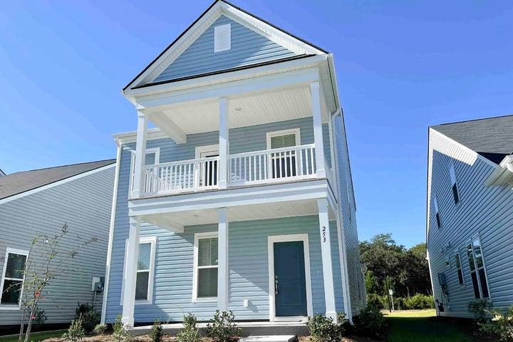 253 Rowans Creek Drive, Charleston, SC 29492