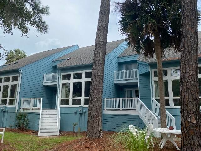 Fresh Exterior Paint in coastal colors