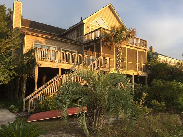292 Little Oak Island Drive, Folly Beach, SC 29439