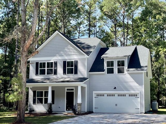1063 Rosa Green Road, Awendaw, SC 29429