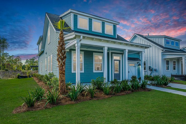 Photo is of a similar home for decorating purposes actual colors and finishes may be different in actual home