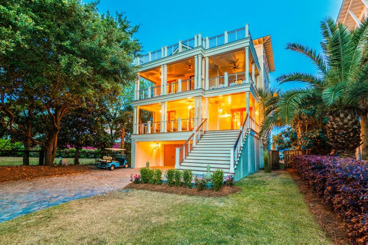 Sullivans Island, SC 6 Bedroom Home For Sale