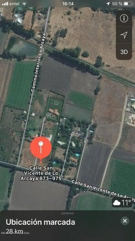 Terreno Región Metropolitana>Santiago>Colina - Venta:4.500 Unidades de Fomento - codigo: 19-107