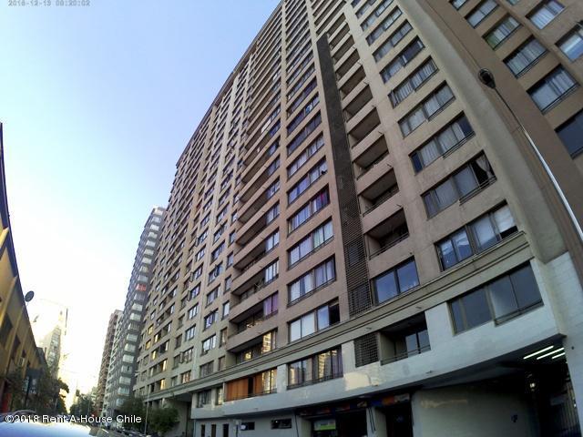Departamento Región Metropolitana>Santiago>Santiago Centro - Arriendo:360.000 Pesos - codigo: 20-2