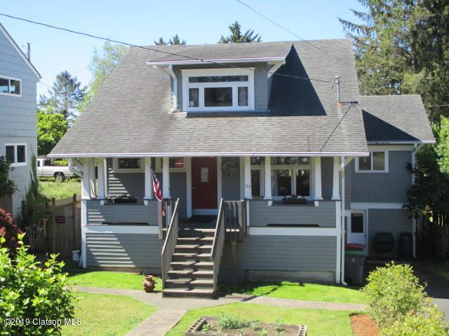 708 Florence Ave, Astoria, OR 97103