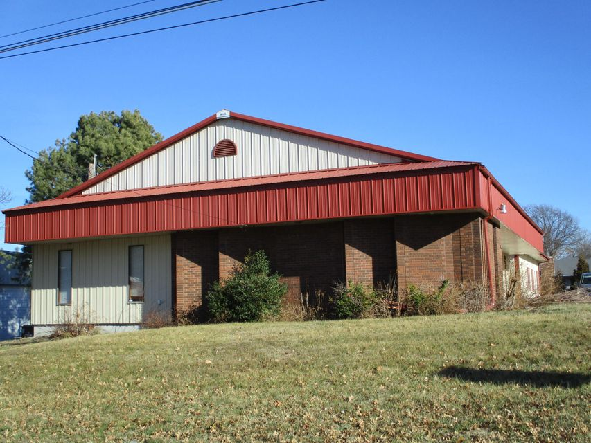 Commercial for sale – 1674 S Odell   Marshall, MO
