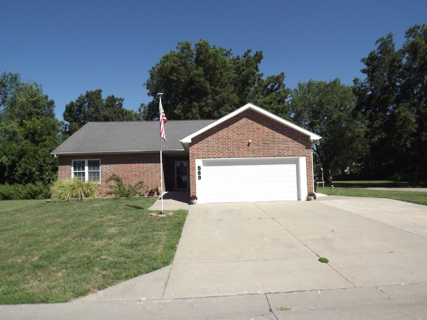 Residential for sale – 569 W Miranda   Marshall, MO