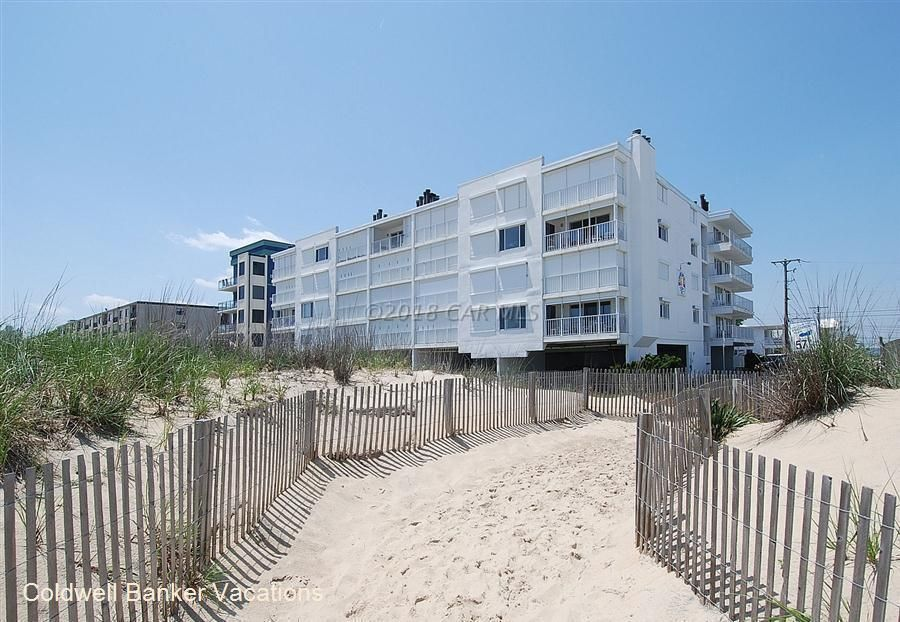 Wow!  Hard to find 3 bedroom 2 bath direct Oceanfront condo in a lowrise Masonry building with Outdoor Pool. Amazing Ocean and Beach views from most rooms.  Oceanfront master bedroom & large Oceanfront Balcony.  Prime elevated 2nd level location with parking under the building. Less bayside development = lower density beach. Convenient mid-town location w/easy access just 6 blocks from MD RT. 90.  Building offers 2 car parking, outside storage closet and outdoor pool.  Fantastic Rental Potential!